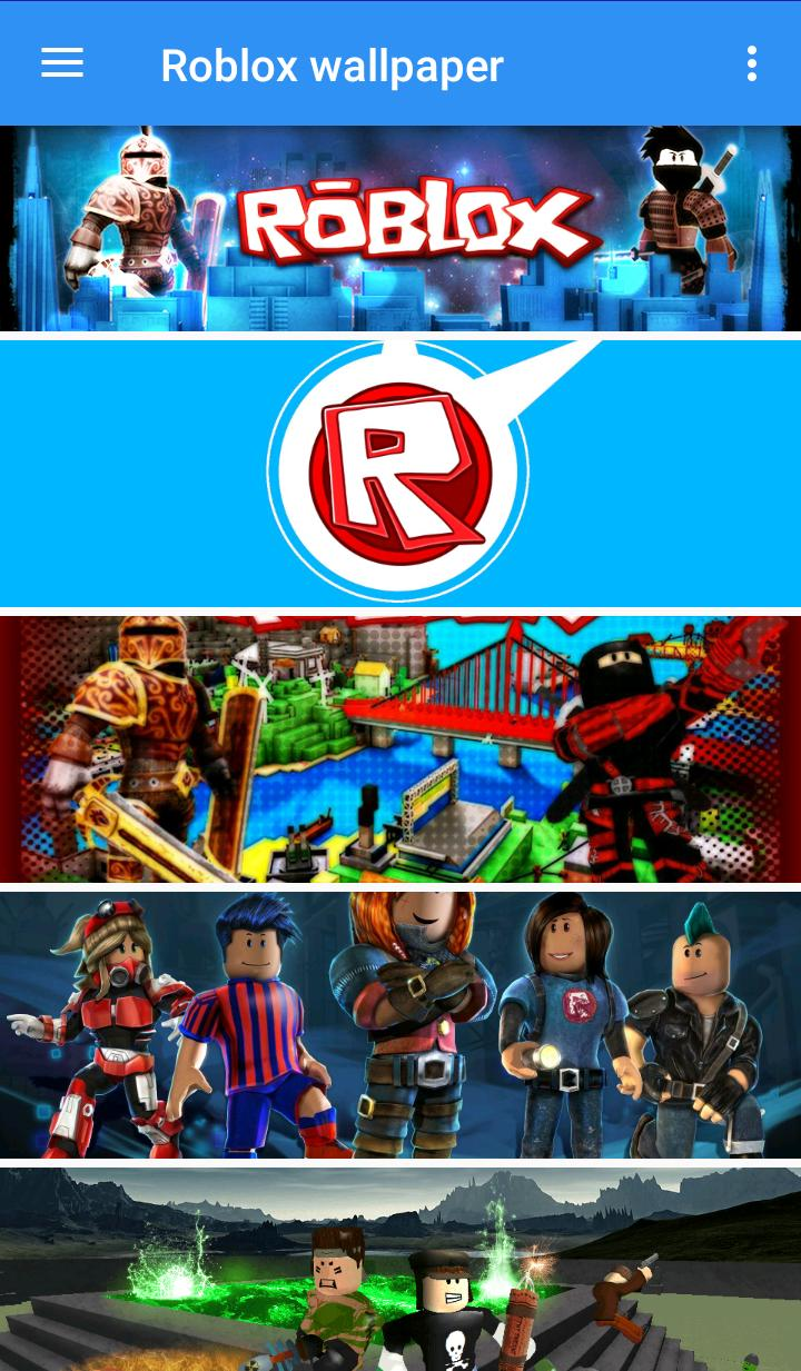Roblox Wallpaper Hd For Android Apk Download