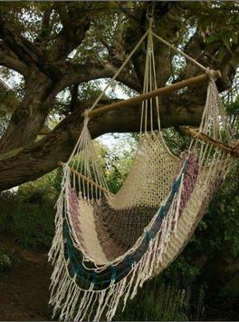 (DIY) Hammock Chair Outdoor Ideas screenshot 6