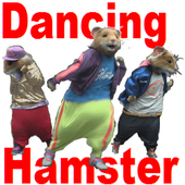 Dancing Hamster icon