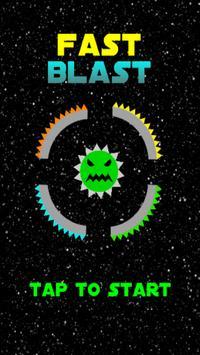 Fast  Blast poster
