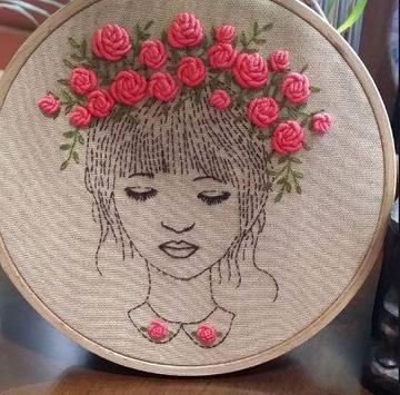 Hand Embroidery Ideas Apk
