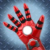 Hand Iron Hero Simulator icon