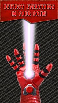 Hand Iron Hero Simulator poster
