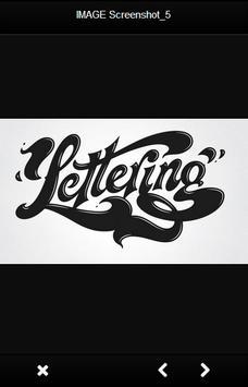 Hand Lettering 3D screenshot 4