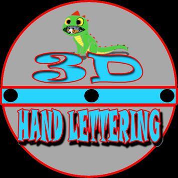 Hand Lettering 3D screenshot 5