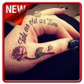 Hand Tattoo Designs For Girls icon