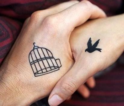 Hand Tattoo Designs For Girls screenshot 5