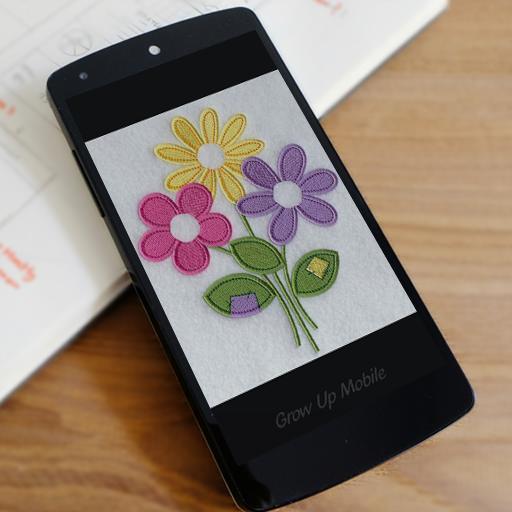 Desenhos Bordados A Mao Para Android Apk Baixar