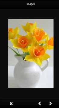 Handmade Paper Flower screenshot 1