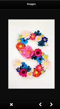 Handmade Paper Flower screenshot 3