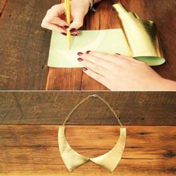 Handmade Jewelry Craft poster
