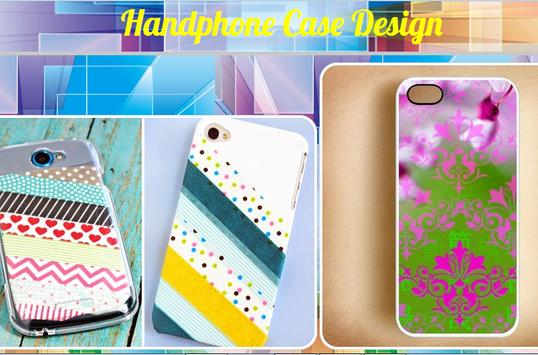 Mobile Phone Case Design poster