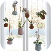 Hanging Flower Pots Ideas icon