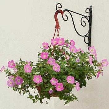 Hanging Flower Pots Ideas screenshot 4