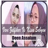 Deen Assalam Nissa Sabyan Vs Veve Zulfikar icon