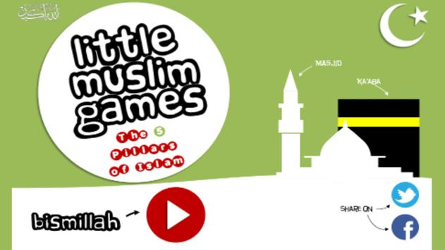 Little Muslim Games poster