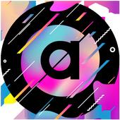 AmoledWalls icon
