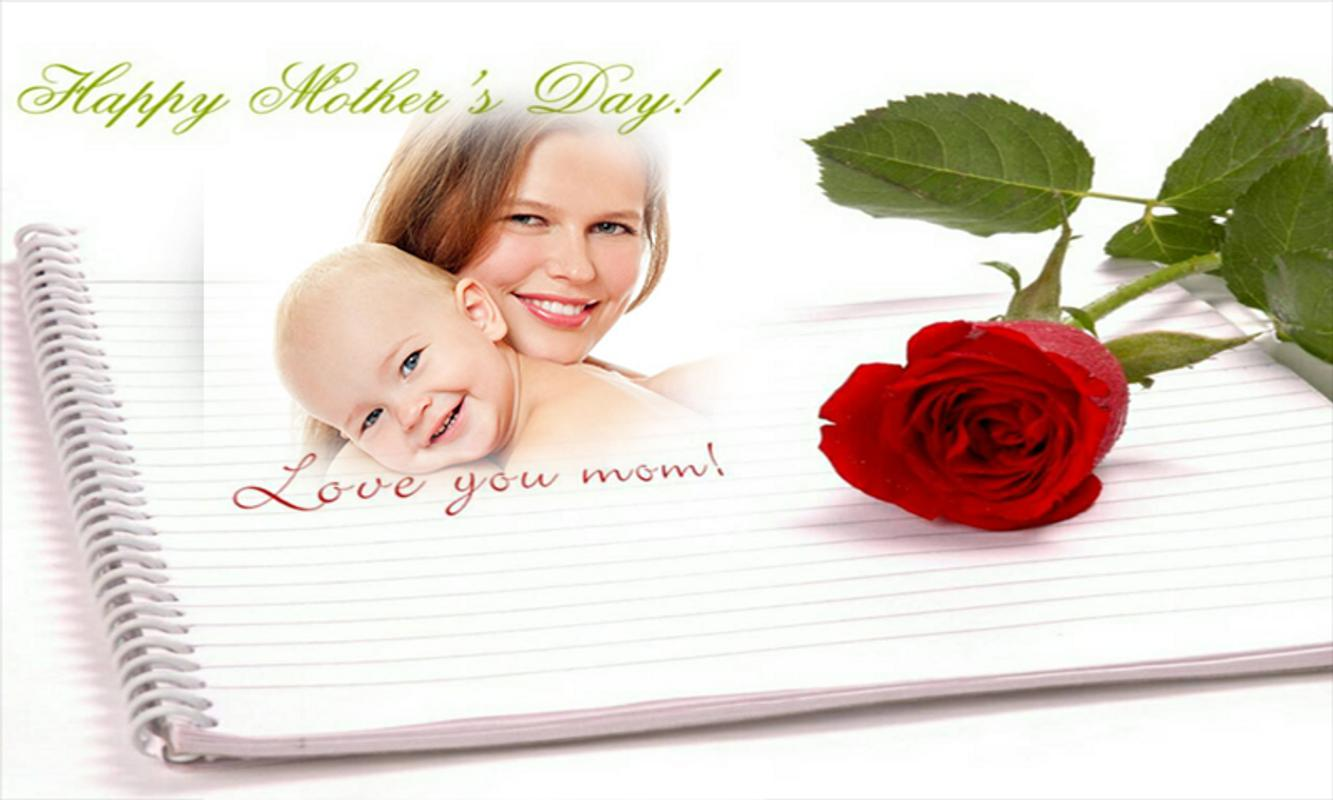 Happy Mother\'s Day Photo Frame APK Download - Free Communication APP ...