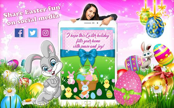 Happy Easter Wishes 🐰 Holiday Greeting Cards screenshot 11