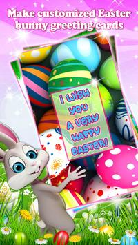 Happy Easter Wishes 🐰 Holiday Greeting Cards screenshot 2