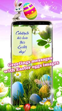 Happy Easter Wishes 🐰 Holiday Greeting Cards screenshot 3