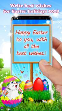 Happy Easter Wishes 🐰 Holiday Greeting Cards screenshot 4