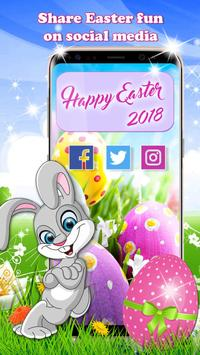 Happy Easter Wishes 🐰 Holiday Greeting Cards screenshot 5