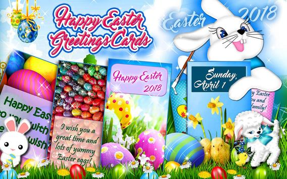 Happy Easter Wishes 🐰 Holiday Greeting Cards screenshot 9