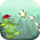 Green Dragon Run icon