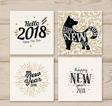 Happy New Year 2018 screenshot 9