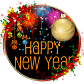 Happy New Year Frames icon