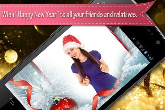 Happy New Year Frames apk screenshot