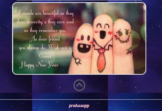 Happy New Year Greetings apk screenshot