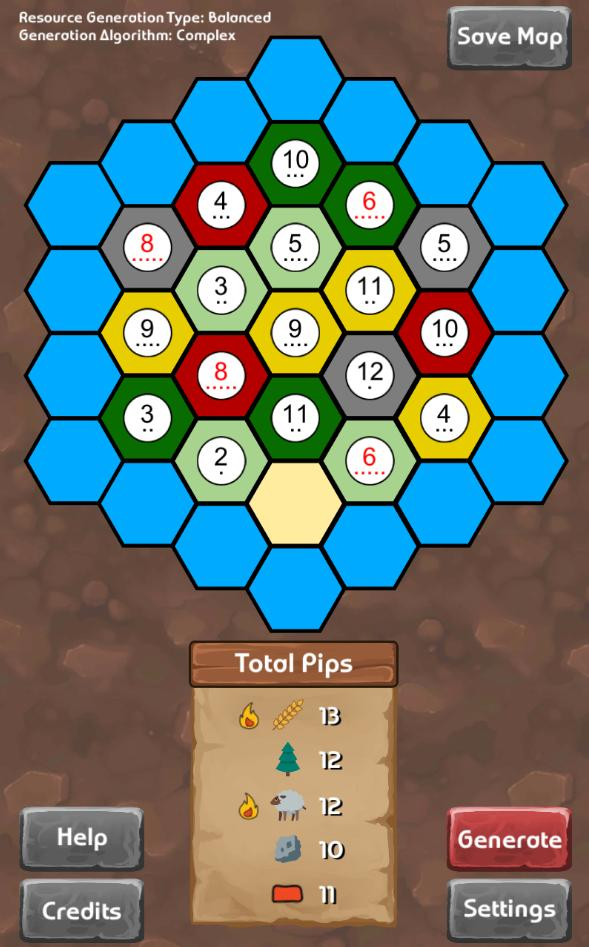 Ultimate Catan Generator for Android - APK Download on