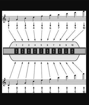 Harmonica Keys screenshot 3
