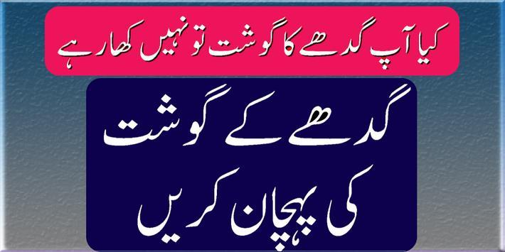 Halal or Haram Gosht ki Pehchan screenshot 1