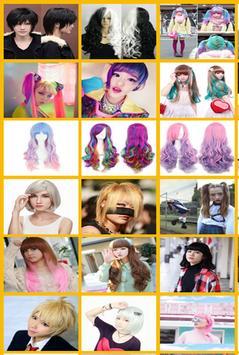 Harajuku style hair screenshot 2
