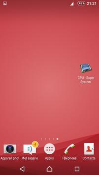 CPU - Super System Hardware information 100% poster