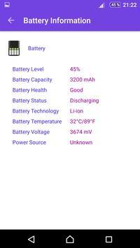 CPU - Super System Hardware information 100% screenshot 2