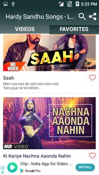 Hardy Sandhu Songs - Latest Punjabi Songs screenshot 3