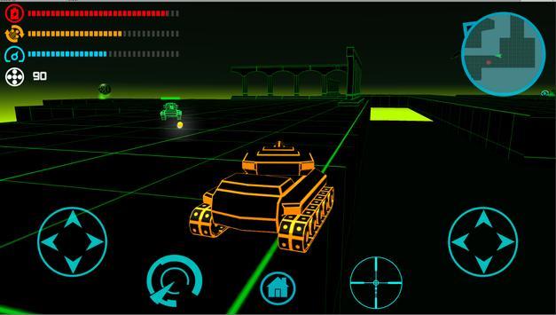 Tank Tron screenshot 3