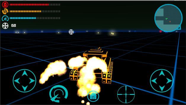 Tank Tron screenshot 1