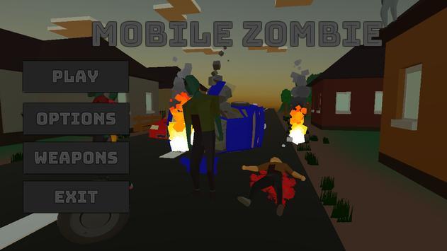 Mobile Zombie apk screenshot