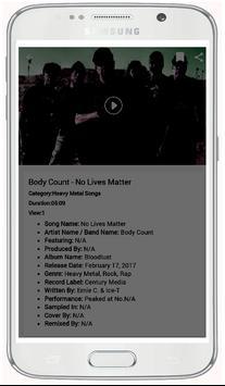 Hard Rock Songs screenshot 2