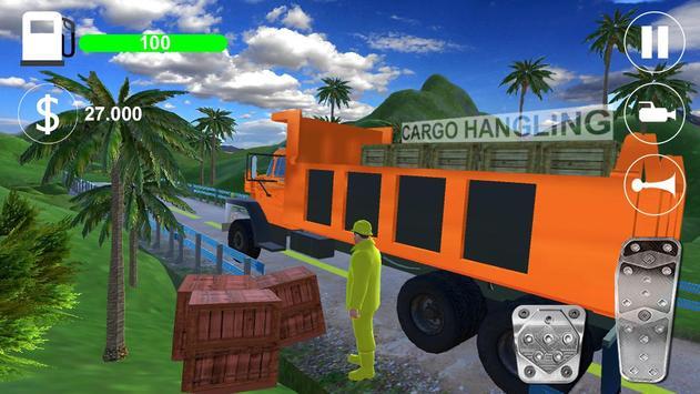Hard Truck Driving screenshot 12