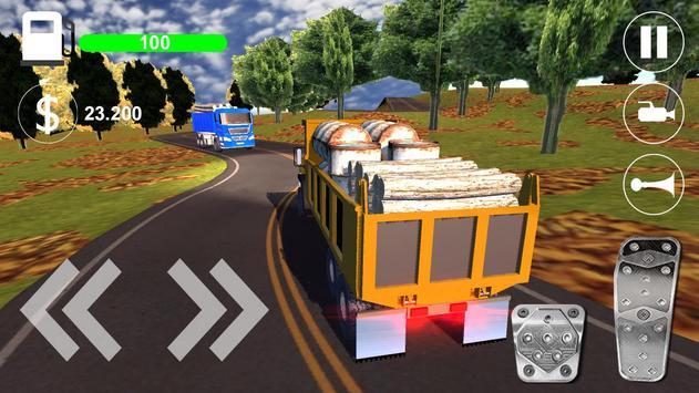 Hard Truck Driving screenshot 2