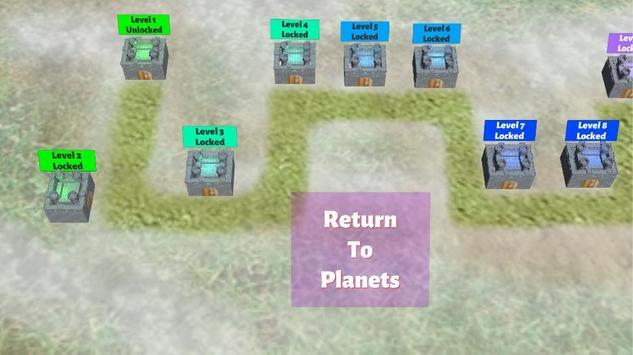 Tower Defense Monster Attack apk screenshot