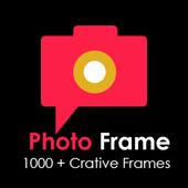 Photo Frames - 1000+ Photo icon