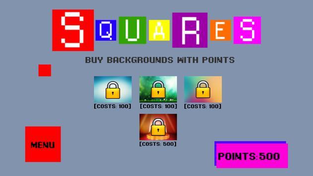 Squares 2D apk screenshot