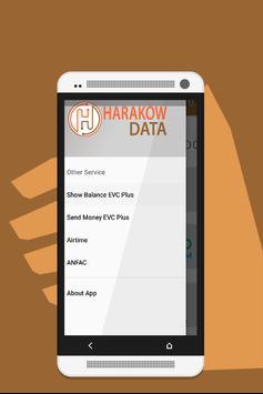 Harakow Data apk screenshot